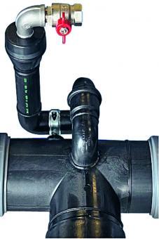 Manuelle Frischwassernachspeisung für AQUA-LIPOSTAR NS 2-200 (Parallelanlage)und NS 4-400