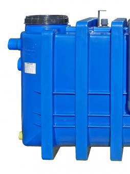 AQUA-LIPOMASTER-FH 4-400 + manuelle Frischwassernachspeisung