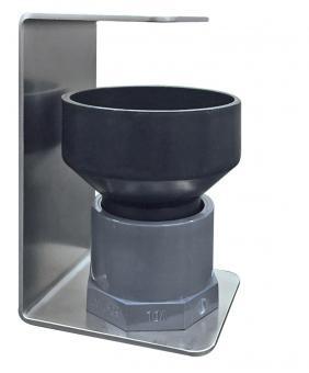 Manuelle Frischwassernachspeisung für AQUA LIPOMASTER FH und AQUA LIPOSTAR NS 1-100, NS 2-200R